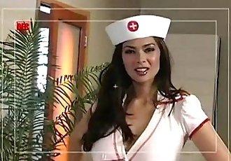 Tera Patrick Nurse Blowjob - 3 min