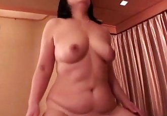 Fat Milf Getting Her Hairy Pussy Fucked Hard Cum To Mouth And Face On The Mattre - 7 min