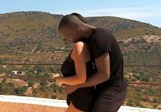 Exotic African lovemaking - 6 min