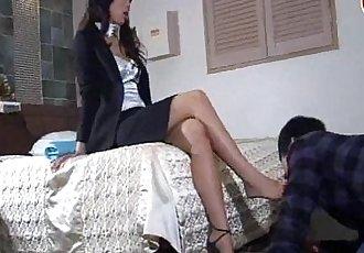 chinese femdom 239 - 27 min