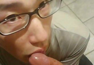 Gay Châu Á Bú Cu