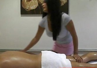 Real nuru masseuse tugs customer - 8 min HD