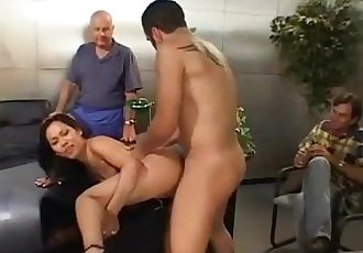 Asian cuckold wife like jizz - 8 min