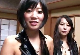 Asian cosplay ho squirts across the room full video: bit.ly/1QUHSoA - 8 min