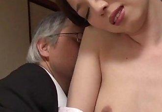 Misaki Yoshimura obedient babe fucked with toys - 12 min