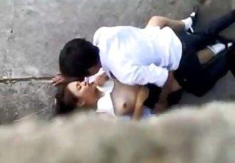 spycam thai couple public sex - 6 min