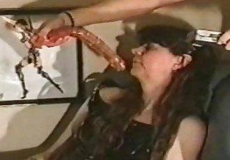 Great Dildo vs Esophigus Deepthroat Action: Free HD Porn milf - abuserporn.com - 9 min