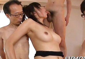 Sexually excited mom finger fucking act - 5 min