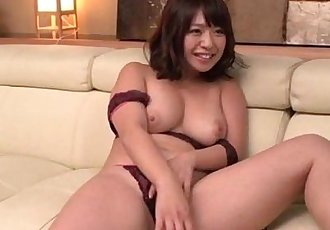 Dashing hardcore sex moments for slutty Wakaba Onoue - 12 min