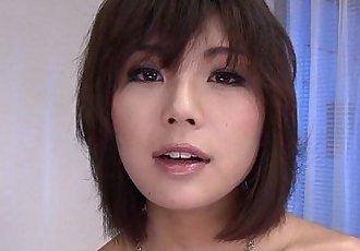 Asian Slut Sucks Cocks - 7 min HD