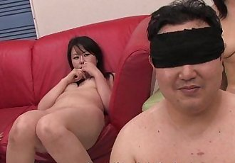 Lots of nasty ass Asian sluts getting pussy licked - 8 min HD