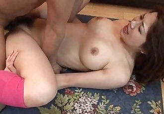 Asian soccer star getting fucked by the club boss - 53 sec