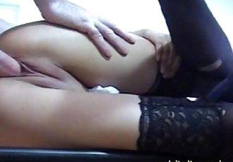 Exclusive Scene Jean Filipino Teen Perfect Tits Big Butt Babe Fucked On Desk