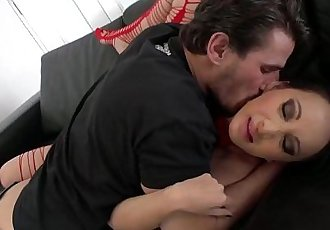 Amazing asian Katsuni begging Manuel Ferrara to fuck her pussyHD+