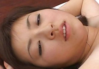 Hot Japanese Pussy Pounding And Facial Loading Action - 10 min