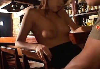 Ravaging the Asian slut and she gets it deep - 8 min