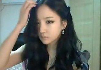 Hot korean girl on cam - 49 min