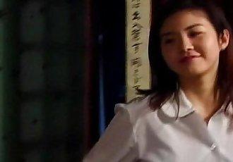 Asian hottie Tsukasa Okada nailed - 5 min