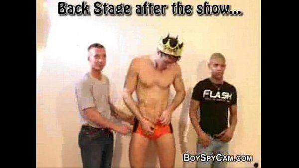Male Strip teaser