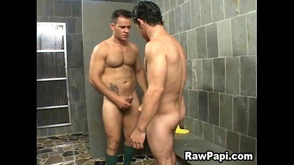 Sexy Latino Studs Hot Bareback