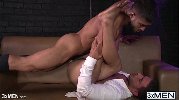 Naked Brazilian Diego Sans is his view in Vadim Black deep tight ass