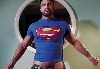 Batman does Superman