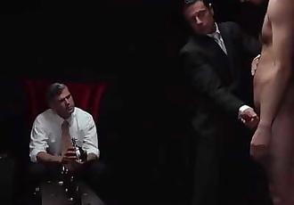 MormonBoyz- Naughty Mormon boy punished with dildos