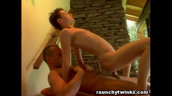 Tattooed Hunk Is Hungry For Cock