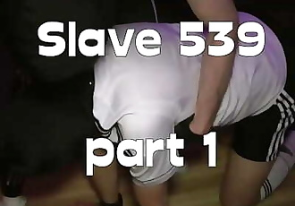 Youngmaster dominates Slave 539 Abuse BDSM Spank CBT Whip Sneakers