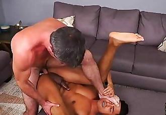Gay Head Stomp FuckFoot Fetish Compilation 48 min