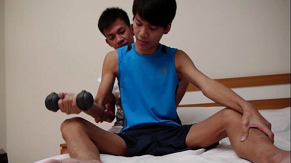 Cute Thai Boys Suck Cock and Fuck BarebackHD