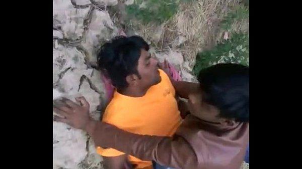 Indian Punjabi young boys outdoor fuck