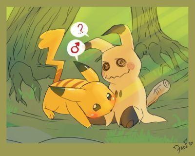 Pokemon นหนังโป๊หรือรูปภาพ