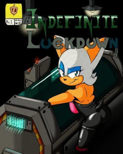 SoulTornado Indefinite Lockdown (Sonic The Hedgehog)