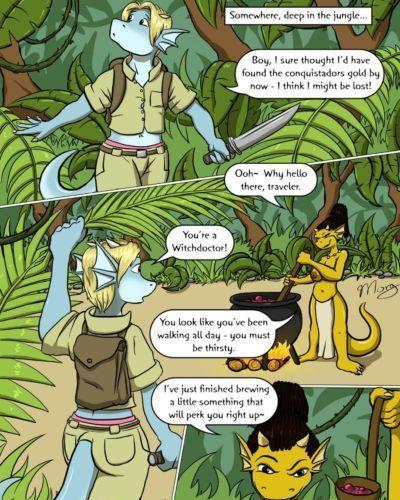 Getting Big In The Jungle