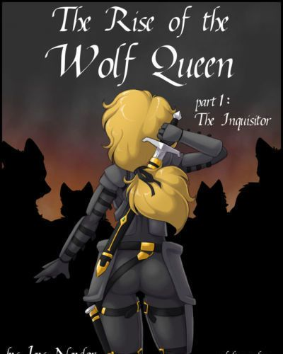Jay Naylor Rise of the Wolf Queen - Part 1: The Inquisitor