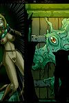 bobbydando Tentacle Dungeon Ongoing - part 2