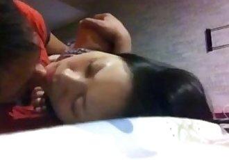 real asian bro n sis home alone - hotcamteen.com - 9 min