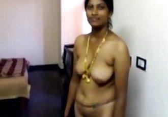 Telugu aunty next door - 1 min 15 sec