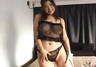 Lingerie model Marin in heats - 8 min