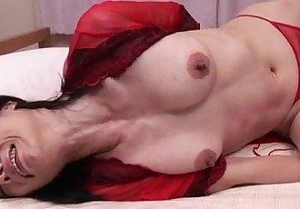 Gorgeous scenes of hardcore sex with brunette Yukari - 12 min