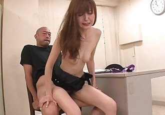 Slender Asian lady gets fucked so hard by her partner - 8 min HD