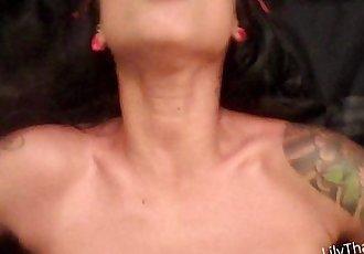 Asian Milf Lily Thai POV Virtual Cowgirl Sex - 19 min HD