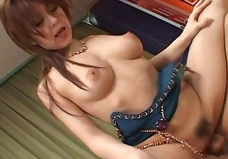 Beautiful Nanami Takase drilled by cock - 6 min