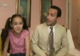 Asian Babysitter - 5 min