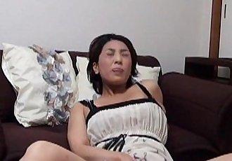Japanese cutie masturbate - 8 min