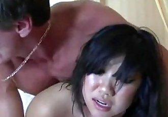Cute Asian Getting a Rough Creampie, Free Porn: xHamster - abuserporn.com - 5 min