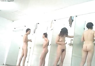 peeping chinese public bathroom - 12 min