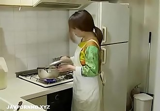 Thief Force fucking japanese housewife 12 min