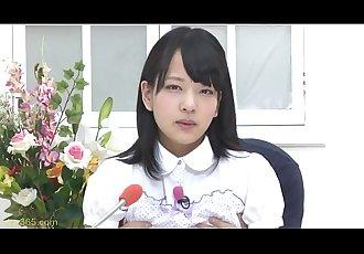 Japanese TV announcer gets dickxxxcams.io 55 min 720p